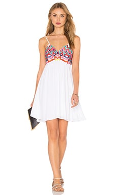 PILYQ Michelle Dress in Belize