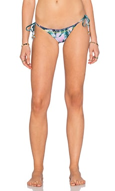 Stitch Reversible Side Tie Bikini Bottom