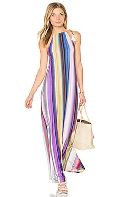 Reign Long Dress in Sunset