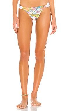 Lace Fanned Teeny Bikini Bottom PQ $76