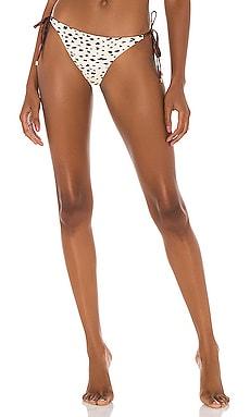 Reversible Tie Teeny Bikini Bottom PQ $76