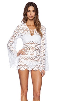 Noah Tunic in White