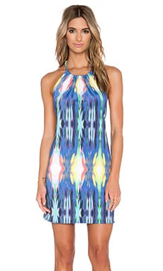 PILYQ Rope Back Dress in Girl On Fire