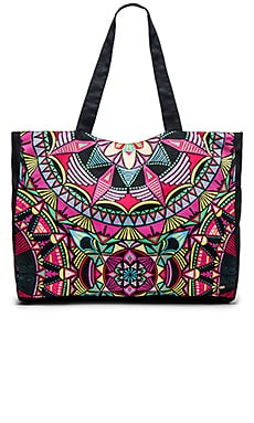 PILYQ Tote Bag in Mandala