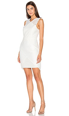 Calibre Dress in Ivory