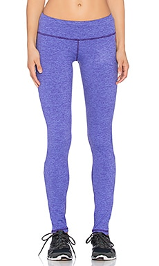 Pink Lotus Stealth Performance Legging in Purple Haze
