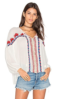 PIPER Hena Blouse in Ecru