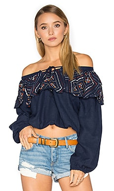 Bei Off Shoulder Top