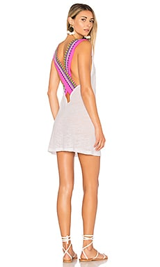 クロスバックドレス