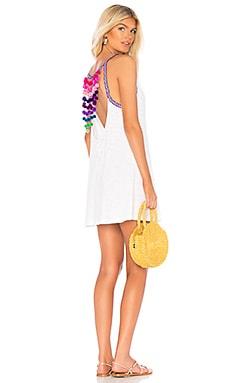 Купить Платье - Pitusa, Майка, Перу, Белый