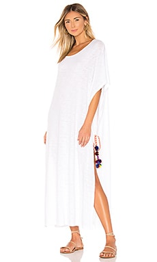 ROBE MAXI GREEK Pitusa $158