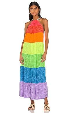 Popsicle Halter Dress Pitusa $158