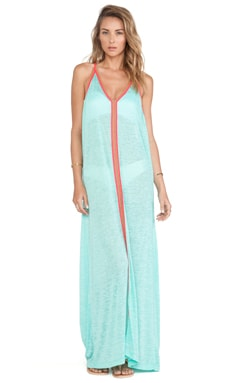 Pitusa Inca Sun Dress in Mint