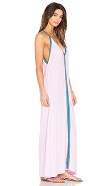 Pitusa Inca Sundress in Light Pink