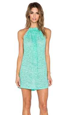 Pitusa Aegean Mini Dress in Mint