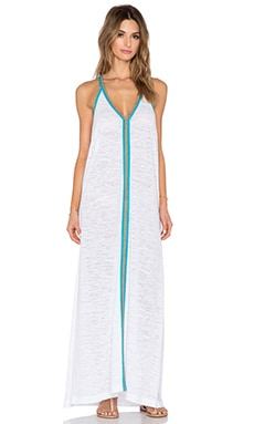 Pitusa Inca Sun Dress in White