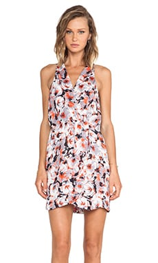 Parker Winnie Dress in Tango Floral