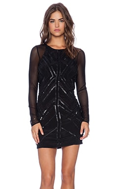 Parker Isabelle Dress in Black