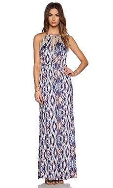 Parker Moriah Embellished Dress in Cayman