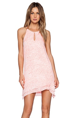 Parker Pricscilla Dress in Etude Quake