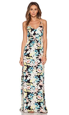 Kisa Maxi Dress in Delias