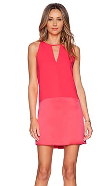 Parker Crosby Dress in Flash