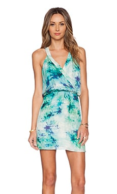 Parker Kita Dress in Pompano