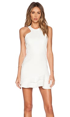 Parker Barcelona Dress in White