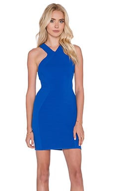 Parker Leeds Dress in Bluette