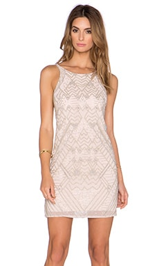 Parker Sequin Monaco Dress in Plush