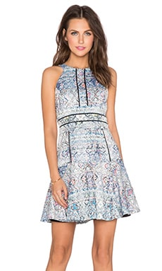 Parker Brady Dress in Multi