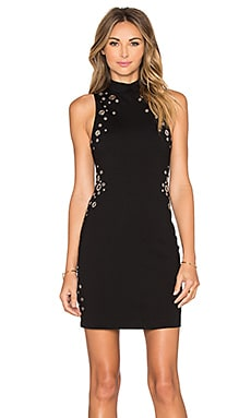 Parker Marta Dress in Black