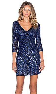 Glenna Embellished Dress en Gamma