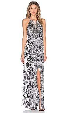 Madera Maxi Dress in Paisley