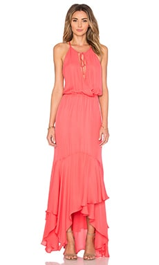 Francesca Maxi Dress in Marmalade