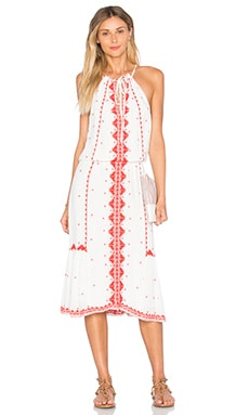 Atlas Dress en Blanco