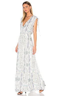 Parker Luna Maxi Dress in Zuma