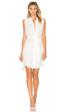 Parker Louise Dress in Pearl
