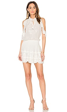 Rayna Dress in Ivory