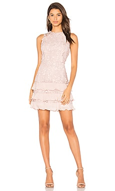 Zahara Ruffle Dress