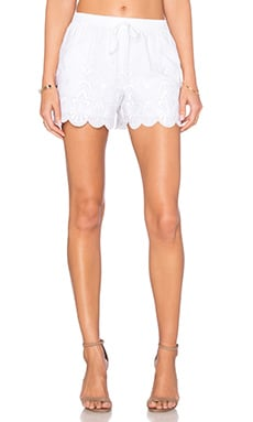 Amadeus Short in White