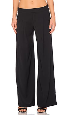 Parker Larosa Pant in Black