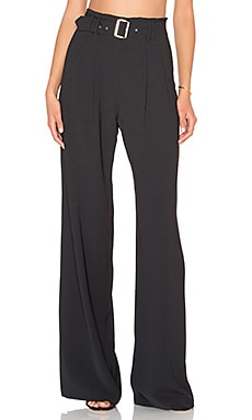 Parker Rae Pant in Black