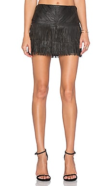 Parker Killington Skirt in Black