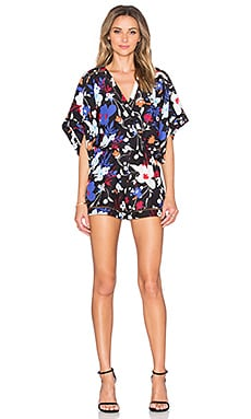 Barry Romper in Flora