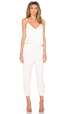 Parker Ivy Jumpsuit in Pearl