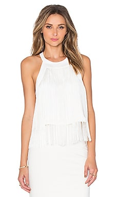 Parker Retreat Top in Pearl