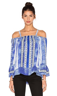 Dipsy Blouse in Olympos