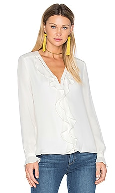 Charlize Blouse in Ivory