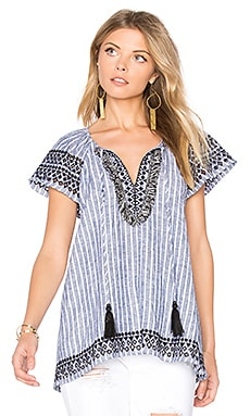Valerie Top in Stripe